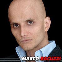 Marco Bacuzzi  Acteur