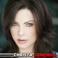 Christa Campbell  Productrice exécutive, Actrice