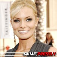 Jaime Pressly  Actrice