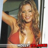 Holly Valance  Actrice