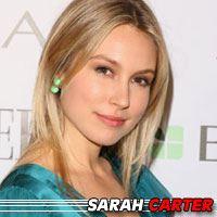 Sarah Carter  Actrice