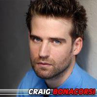 Craig Bonacorsi  Acteur