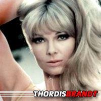 Thordis Brandt  Actrice
