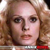 Annik Borel  Actrice