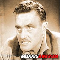Morris Ankrum  Acteur