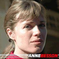 Anne Besson  Auteure