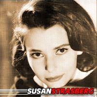 Susan Strasberg  Actrice