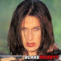 Blake Pickett  Actrice