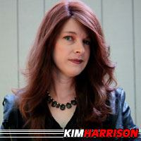 Kim Harrison  Auteure
