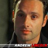 Andrew Lincoln  Acteur