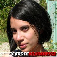 Carole Boudebesse