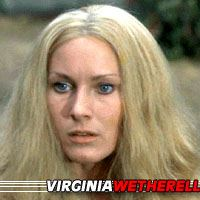 Virginia Wetherell
