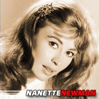 Nanette Newman  Actrice
