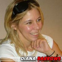 Diana Barrows  Actrice