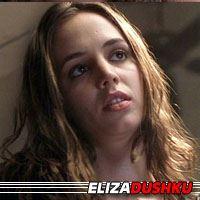 Eliza Dushku  Productrice, Actrice, Doubleuse (voix)