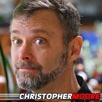 Christopher Moore  Auteur