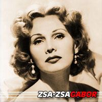 Zsa Zsa Gabor  Actrice, Doubleuse (voix)