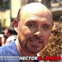 Hector Elizondo  Acteur, Doubleur (voix)