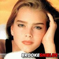 Brooke Shields  Actrice