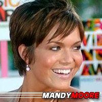 Mandy Moore  Actrice, Doubleuse (voix)