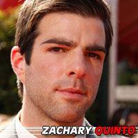 Zachary Quinto  Acteur