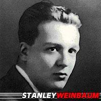 Stanley Weinbaum  Auteur