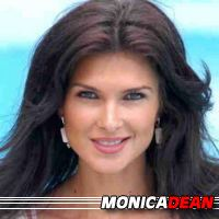 Monica Dean  Actrice