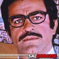 Sal Borgese  Acteur