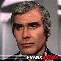 Frank Braña  Acteur