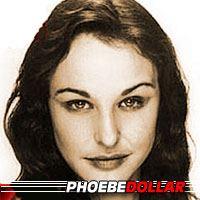 Phoebe Dollar  Actrice
