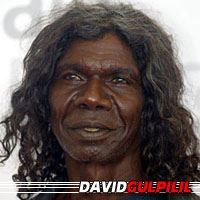 David Gulpilil  Acteur