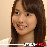 Erika Toda  Actrice