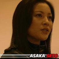 Asaka Seto  Actrice