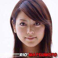 Rio Matsumoto  Actrice