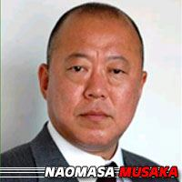 Naomasa Musaka  Acteur