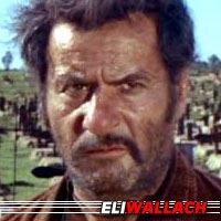 Eli Wallach  Acteur