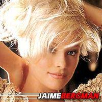 Jaime Bergman  Actrice