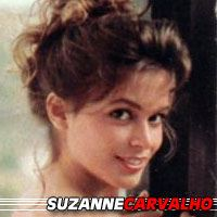 Suzane Carvalho  Actrice