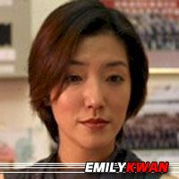 Emily Kwan  Actrice