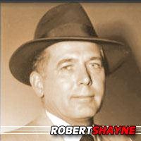 Robert Shayne  Acteur