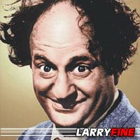 Larry Fine  Acteur
