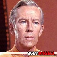 Whit Bissell  Acteur