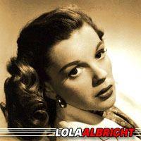 Lola Albright  Actrice