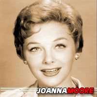 Joanna Cook Moore  Actrice