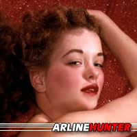 Arline Hunter  Actrice