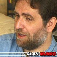 Alan Munro  Superviseur des Effets Spéciaux