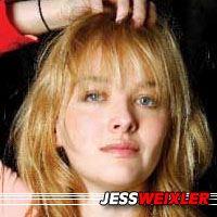 Jess Weixler  Actrice