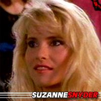 Suzanne Snyder  Actrice