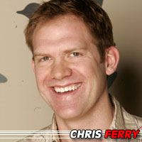 Chris Ferry  Acteur