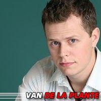 Van De La Plante  Acteur
